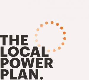 logo for The Local Power Plan